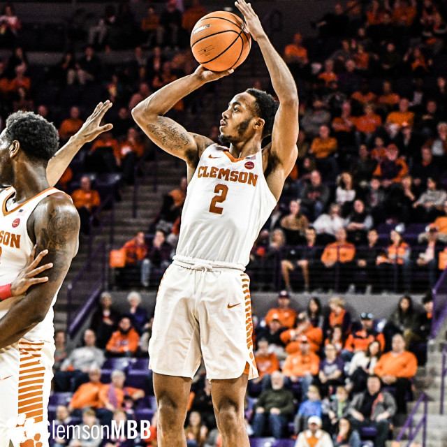 No. 19/17 Tigers Travel to NC State