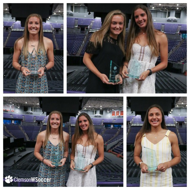 Women's Soccer Celebrates 2017 Season, Announces Award Winners