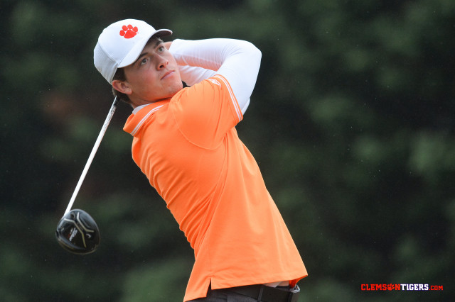Clemson in Third Place at Clemson Invitational