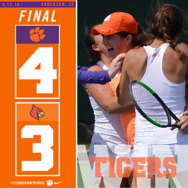 Ruiz Writes Storybook Ending to Senior Day, Clinches 4-3 Win vs. Louisville