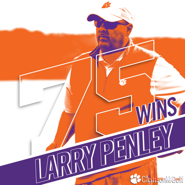 Larry Penley's 75 Wins