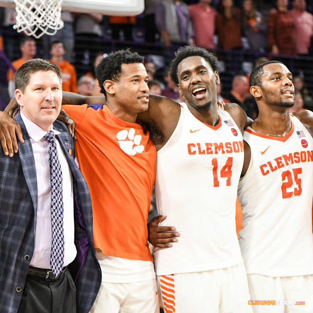 MBB Projected as No. 3 Seed in NCAA Tournament