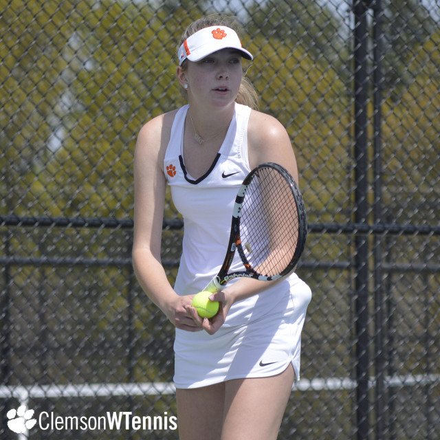 Tigers Fall to Top-Ranked Tar Heels Sunday