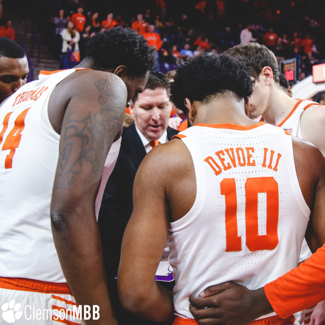 Clemson Finishes No. 20 in Final AP Poll