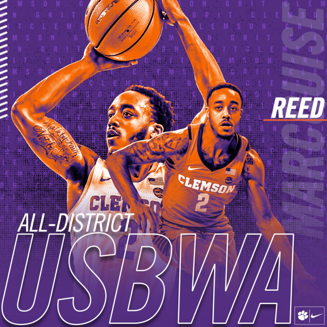 Marcquise Reed Named USBWA All-District