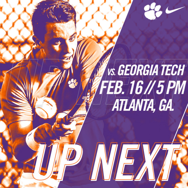 Tigers Open ACC Play at Georgia Tech