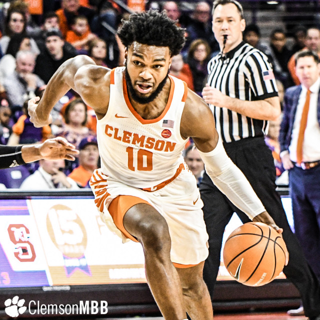 No. 25 Tigers Hosts Louisville Saturday