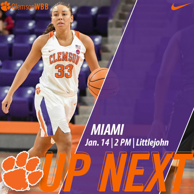 Tigers Host Hurricanes Sunday Afternoon at Littlejohn
