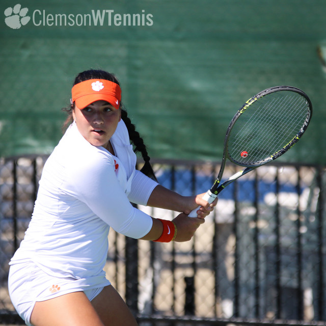 Clemson Falls 4-3 at Boston College Sunday