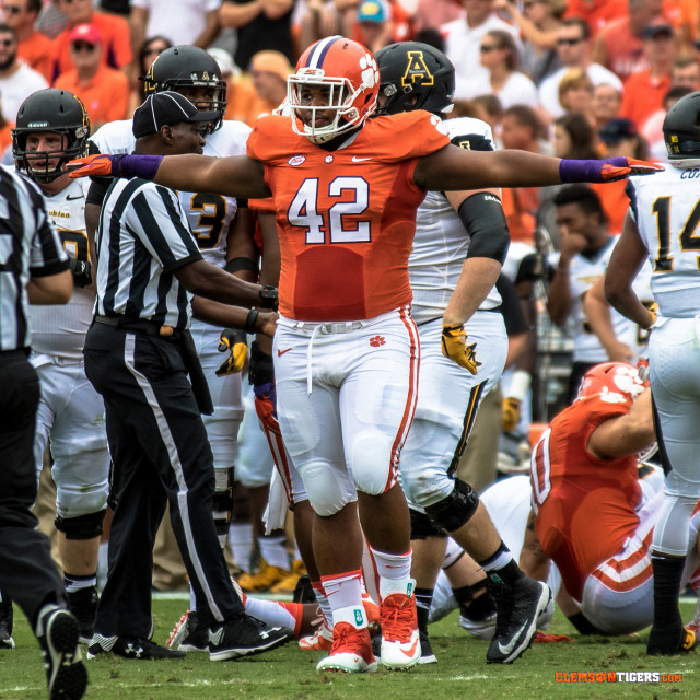 Clemson to Face Appalachian State in 2024