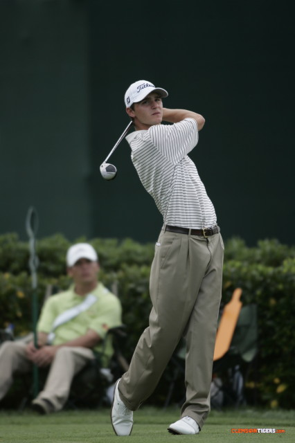 Stanley Makes Cut at Masters