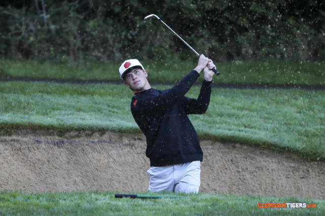 Clemson Tied for Fifth after First Round in Puerto Rico