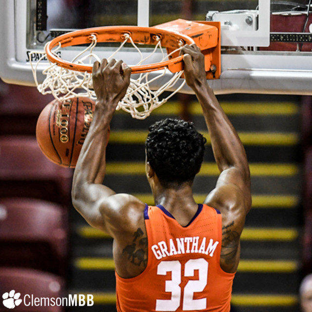 No. 25 Tigers Fend Off Eagles, 74-70