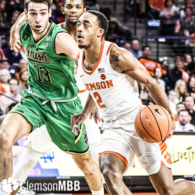 No. 19 Tigers Take on BC in ACC Quarterfinals