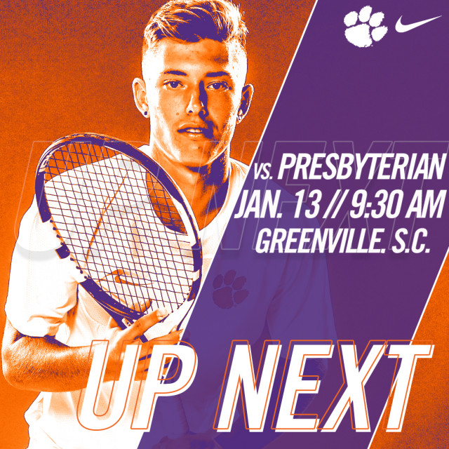 Tigers Open 2018 Campaign Against PC at Furman