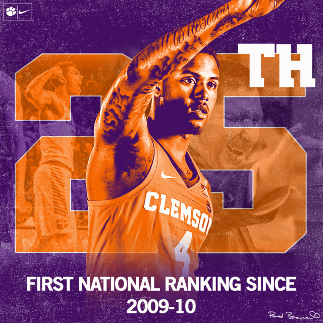 MBB Enters AP Top 25