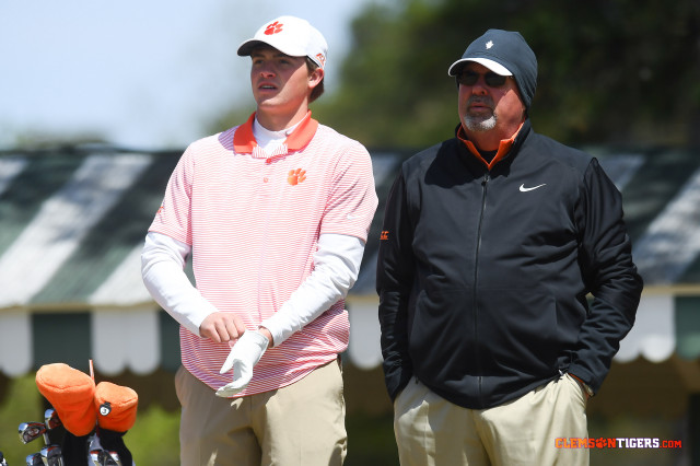 Clemson in Top 16 in All Men's Golf Polls