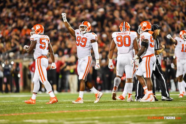Four Tiger Defenders Returning for 2018