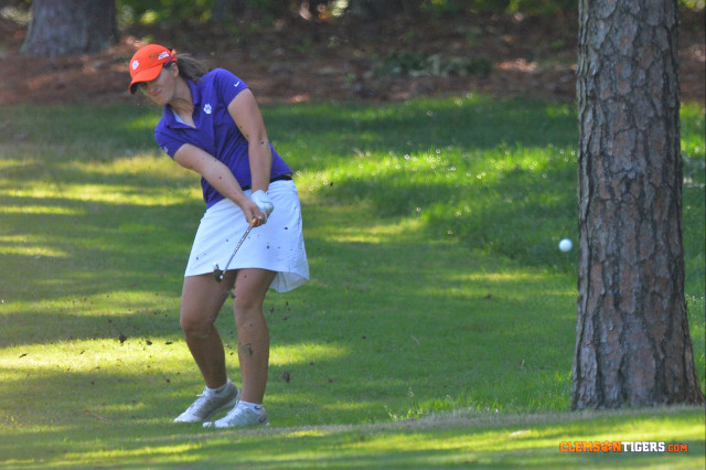 Tigers 4th after Day 1 of Clemson Invitational