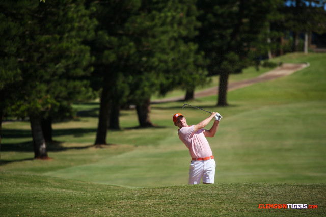 Clemson Third after First Round of ACC Championship