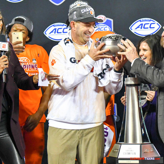 Clemson Ranks Fourth in Final Polls