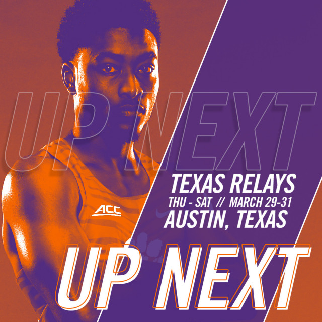 Track & Field Heads to Austin for Texas Relays