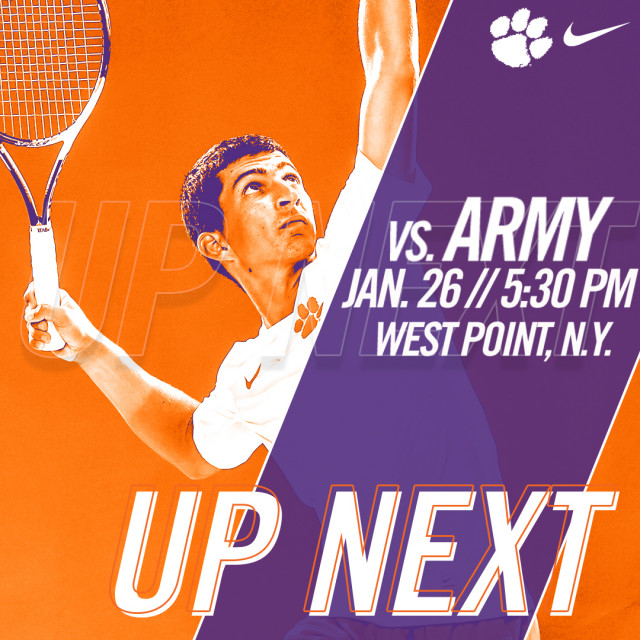 Tigers Set to Face Army and Binghamton This Weekend