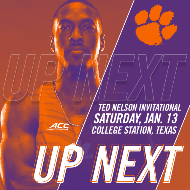 Clemson Set to Travel for Ted Nelson Invitational Saturday