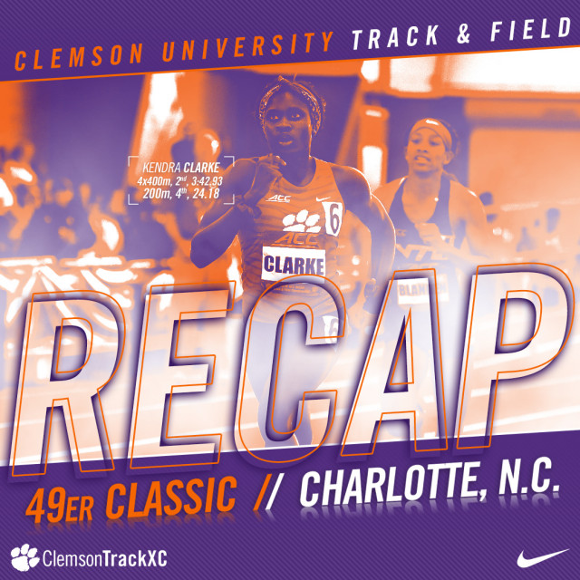 Tigers Wrap up 49er Classic Saturday