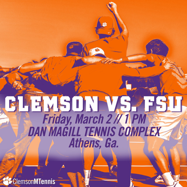 Men's Tennis Moves Location of Friday Match