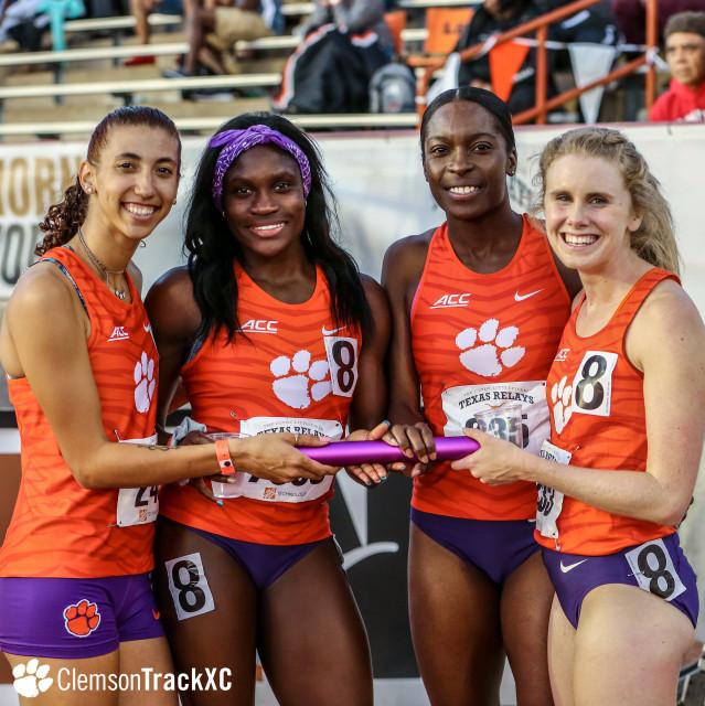 Women's DMR Wins Back-To-Back Titles