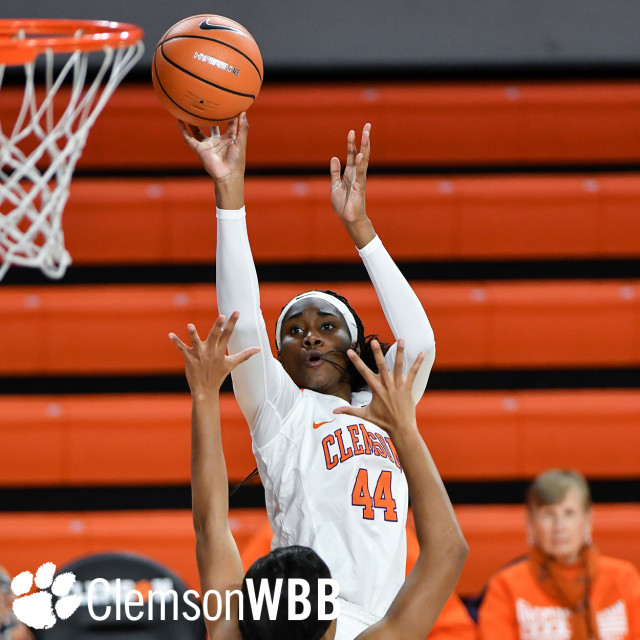 Thornton Ties Career-High, but Tigers Fall to Orange Thursday on the Road
