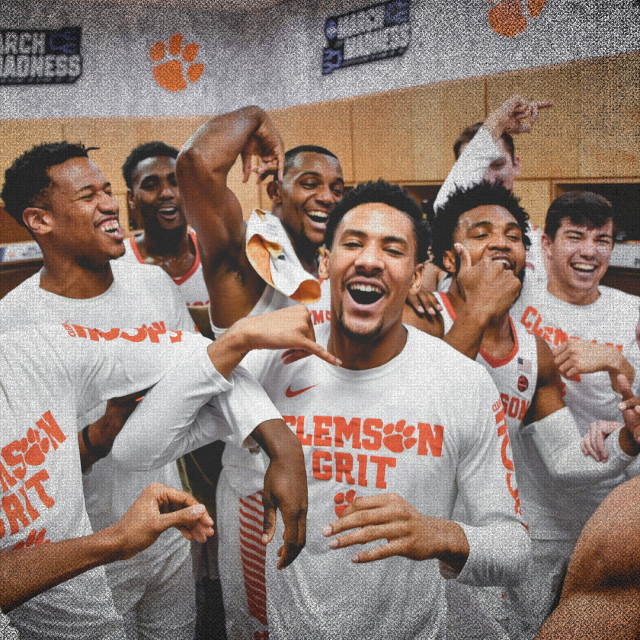 Clemson Advances to Round of 32 with 79-68 win over NMSU