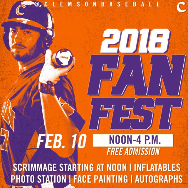 Fan Fest Set For Feb. 10 at DKS