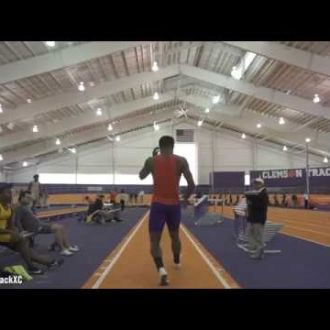 Clemson Track & Field || Bob Pollock Invitational [Jan. 27, 2018]