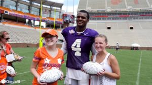 Play video: Clemson Football || Introduction P.A.W. Journey