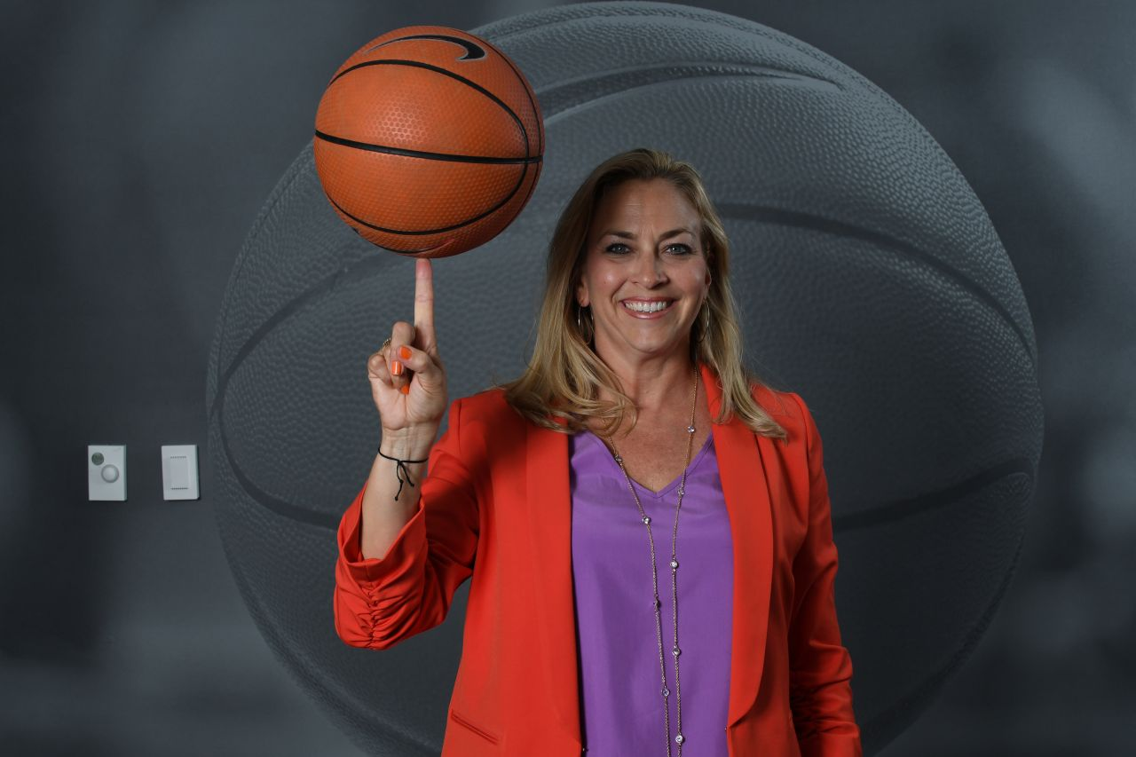 Amanda Butler Named Women's Basketball Coach