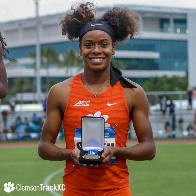 Clemson Women Finish Fourth, Men Fifth, at ACC Championships Saturday