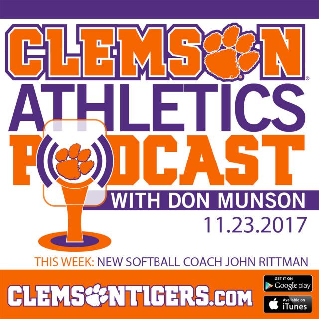 Clemson Athletics Podcast 11.23.2017