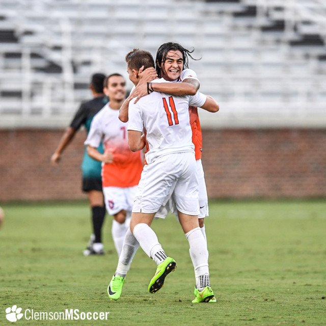 No. 5 Clemson defeats No. 19 Coastal in Exhibition