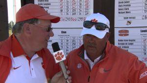 Men's Golf Clemson Invitational Day 3