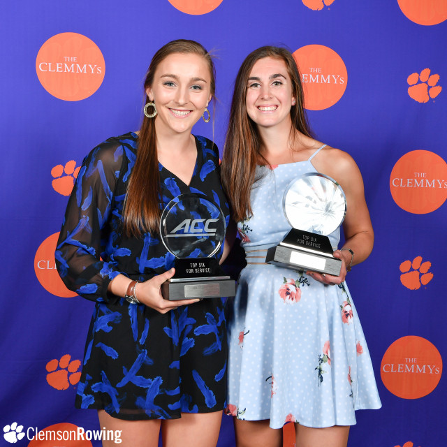 Rowing Earns Multiple CLEMMYs