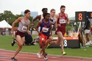 Clemson Track & Field || East Prelims Steeplechase (May 25, 2018)