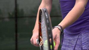 Play video: Women's Tennis || Georgia, S. Carolina promo