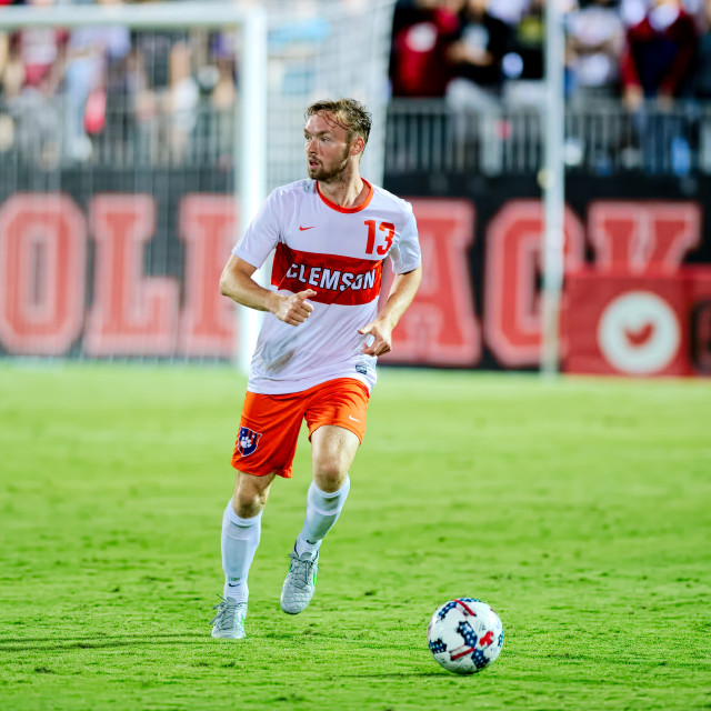 No. 3 Clemson Falls at NC State on Friday