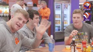 Clemson Football || #PAWjourney: Faculty Appreciation Day