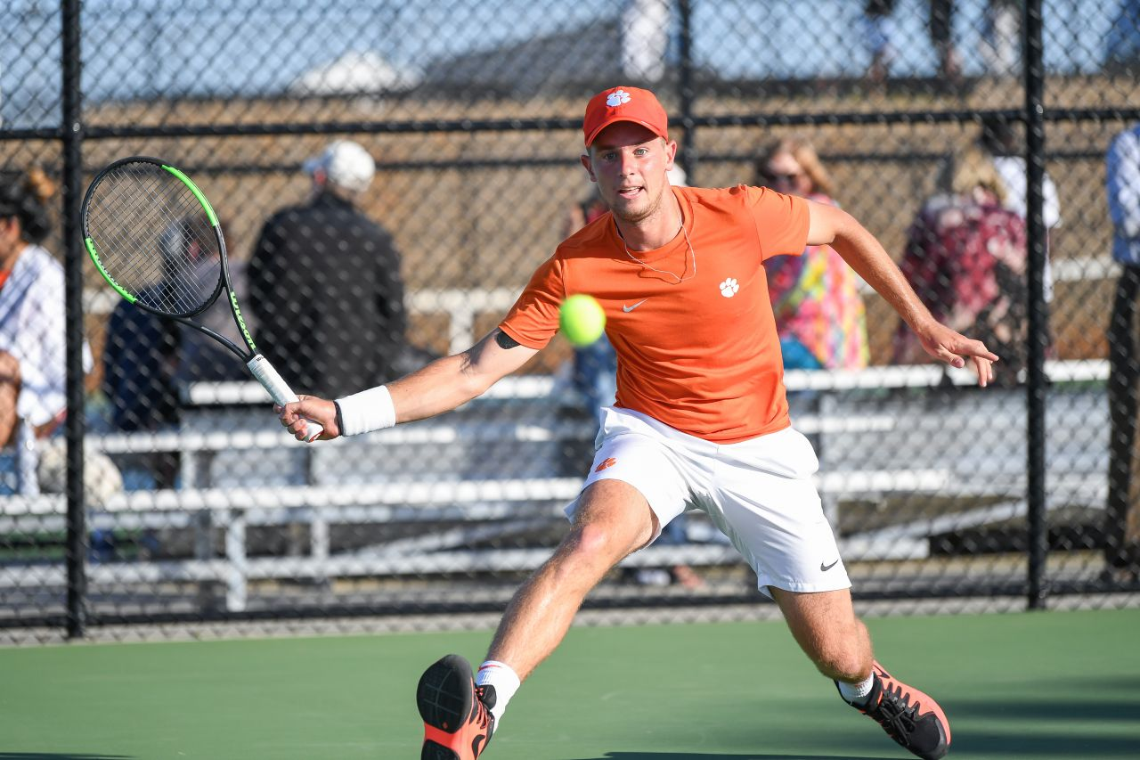 Baudry Named to 2018 All-ACC Second Team