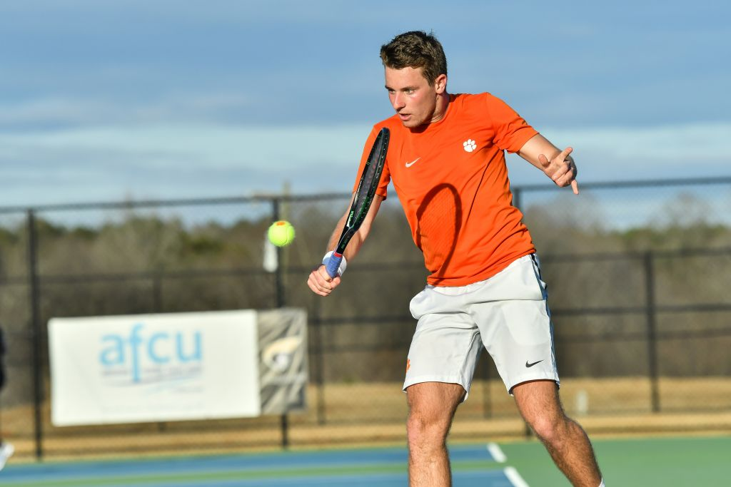 Baudry Qualifies for Main Draw of ITF Futures Tournament