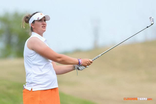 Clemson Strong Fifth Entering Final Round of NCAA Regional