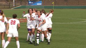 Clemson Women's Soccer || Clemson 1, Northeastern 0, Highlights & Interview
